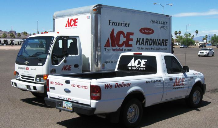 Trucks Only Mesa Az >> ACE Hardware Apache Junction, AZ Best Hardware AJ Tools Garden Pool Paint