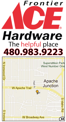 Frontier Ace Hardware Store Apceh Junction AZ